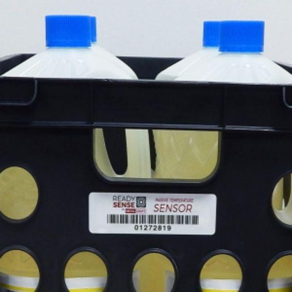 RFID Temperature Sensor Tags 1