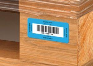 Stick & Staple RFID Tag 1