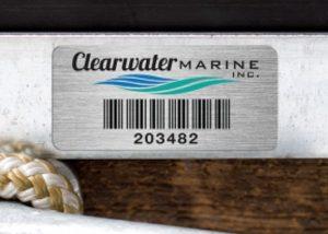 Metal Barcode Tags 1