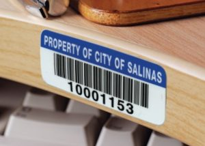 Premium Polyester Barcode Labels 1