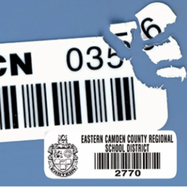 Security Barcode Labels 1