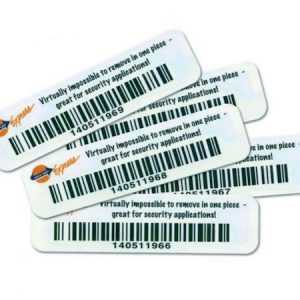 barcode access tags