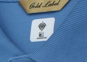 Apparel Heat Seal Labels 1